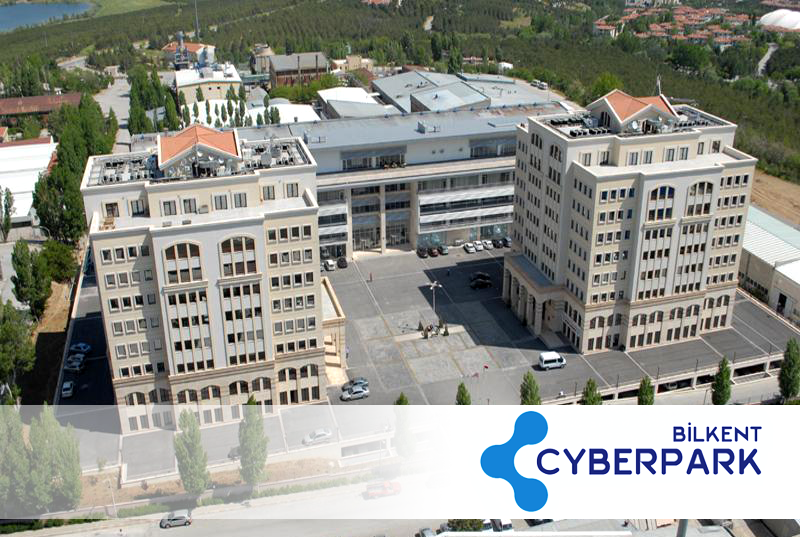 Bilkent Cyberpark takes first place