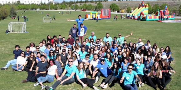 TDP Holds Children's Festival at Bilkent