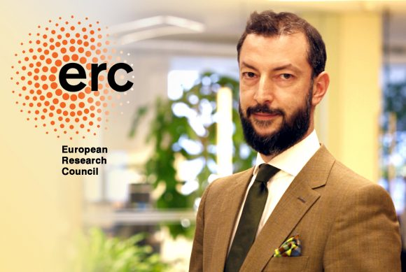 Refet Gürkaynak Receives ERC Grant