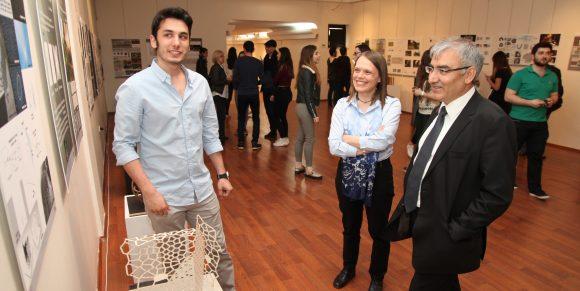 Parametric Design Studio Exhibition