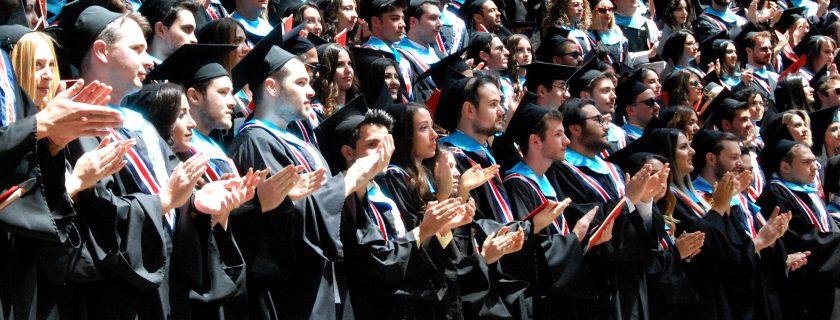 Farewell to Our Graduates