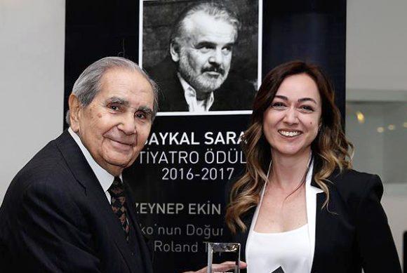 Baykal Saran Award