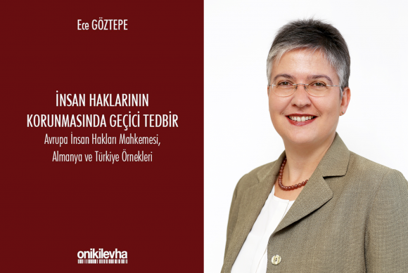 New Book by Ece Göztepe