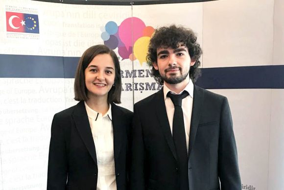 Young Translators Awarded