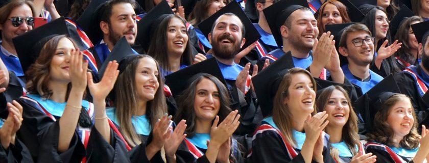 Bilkent University Commencement 2018, June 20