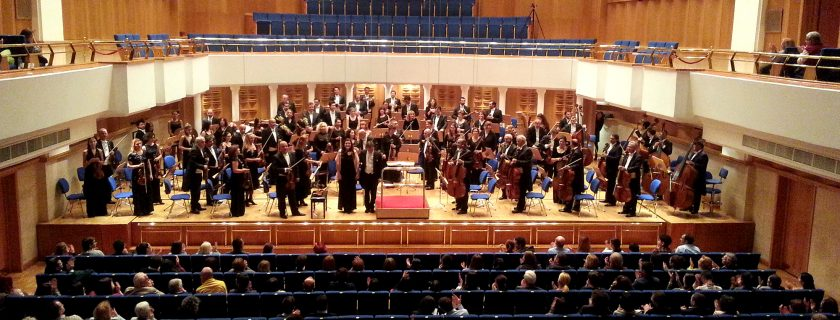 The Bilkent Symphony Orchestra 2018-2019 season