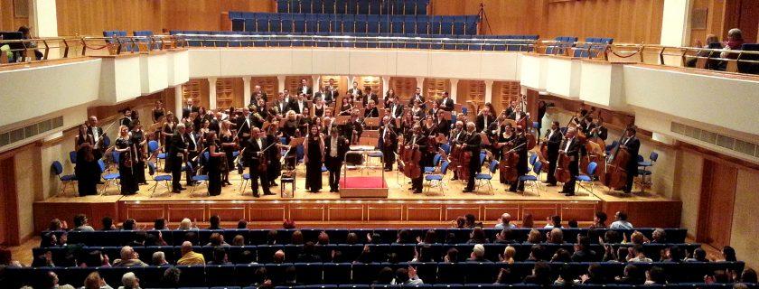 The Bilkent Symphony Orchestra 2018-2019 season