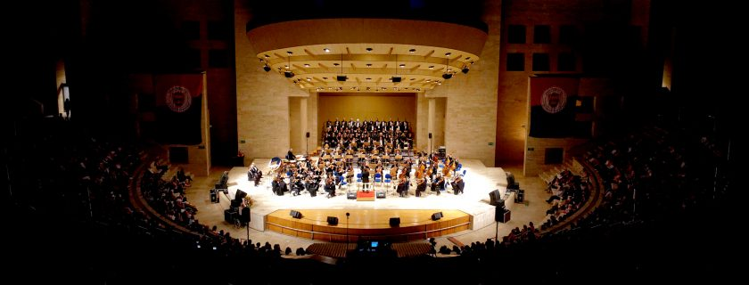 Bilkent Symphony Orchestra opens its 26th season on October 12th.