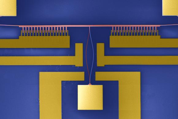 Hybrid Nanomachines