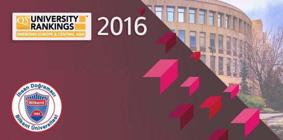 QS EECA 2016 Üniversite Sıralamaları Açıklandı