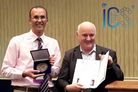 Dr. Uyar'a Uluslararası Ödül