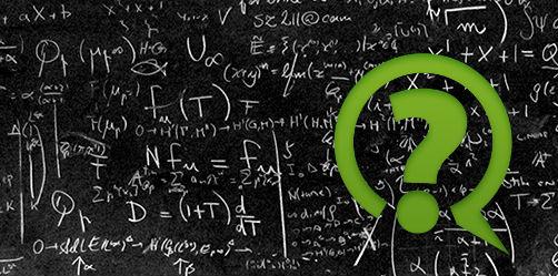 Her Aya Bir Matematik Problemi