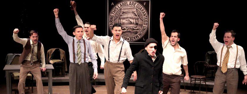 Panel: 'Lefty'yi Beklerken' Gösterimi Sonrası, Bilkent Tiyatro Salonu, 21:15 22 Aralık (EN)