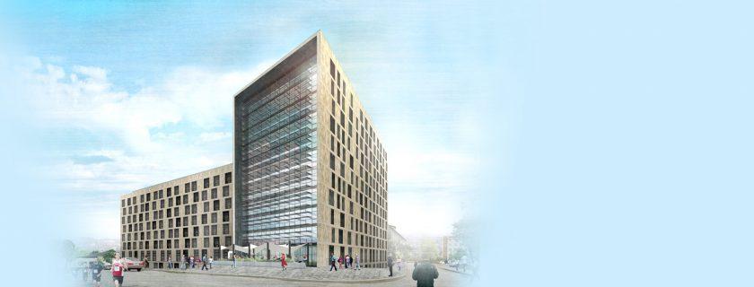 400 Odalı Yeni Yurt Binası İnşaatına Başlanıyor