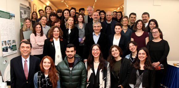 IAED Öğrencileri Bölüm Sergisi