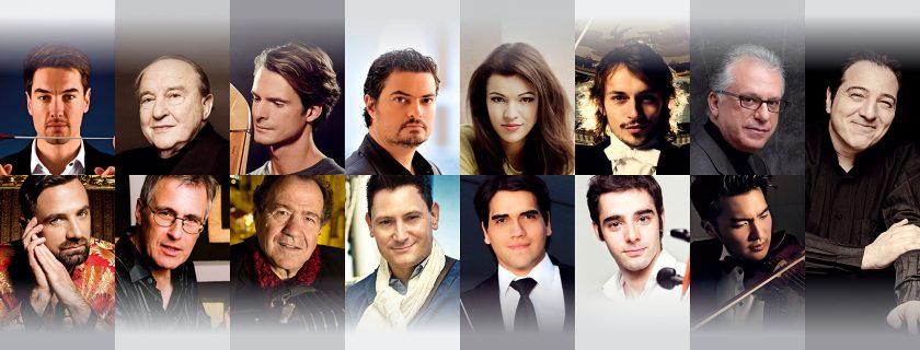 Bilkent Senfoni Orkestrası 2017 – 2018 Sezonu 14 Ekim'de Başlıyor.