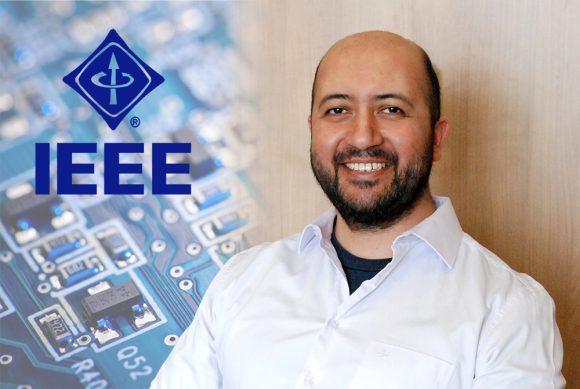 """Dr. Yıldız """"IEEE Senior Member"""" seçildi"""