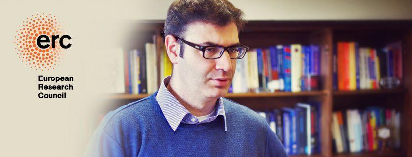 Makine Mühendisliği Bölümü ve UNAM'dan Dr. Selim Hanay, Avrupa Araştırma Konseyi tarafından araştırma desteği ile ödüllendirildi.