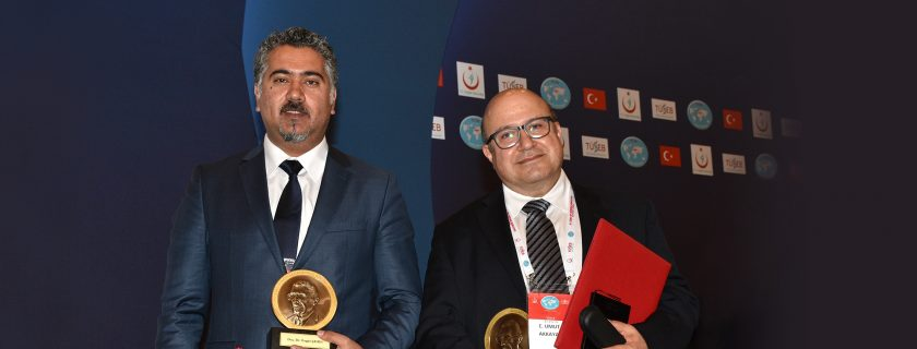 TÜSEB Aziz Sancar Bilim ve Teşvik Ödülleri Sahiplerini Buldu