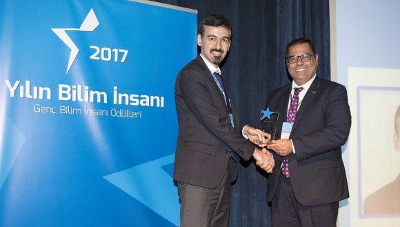 Genç Bilim İnsanı Ödülü