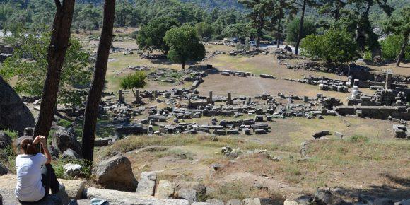 Bilkent Labraunda Kazısı Ortaklığı
