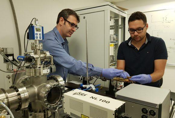 Makine Mühendisliği Bölümünde geliştirilen Nano-Makineler
