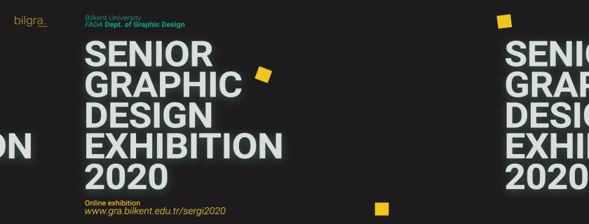 Grafik Tasarımı Bölümü Sergisi