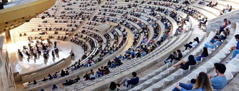 Bilkent Senfoni Orkestrası'nın 2020-2021 Konser Sezonu Açıldı