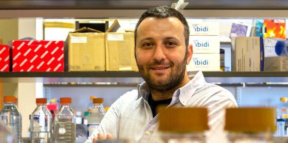 Dr. Serkan Belkaya'ya Araştırma Ödülü